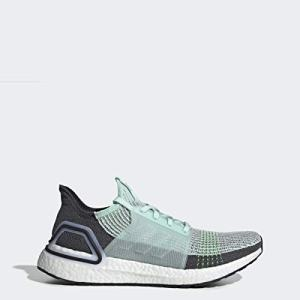 adidas Men's Ultraboost 19 Running Shoe, ice Mint/Grey