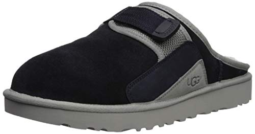 UGG Men's Dune Slip-ON Mule, true navy, 9 Medium US