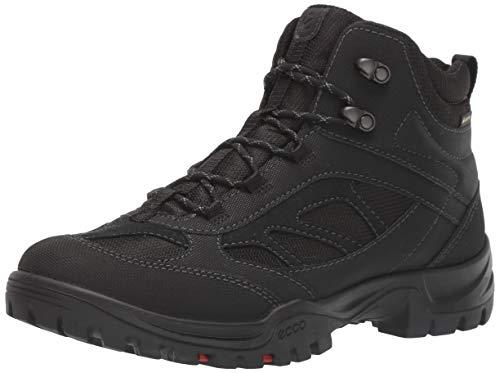 ECCO Men's Xpedition III Gore-TEX Mid Cut Boot, Black/Black