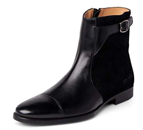 Carlos Santana Spirit Men's Designer Jodhpur Chelsea Boots for Style and Comfort