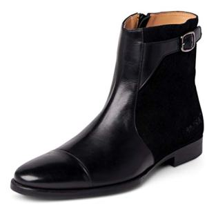 Carlos Santana Spirit Men's Designer Jodhpur Chelsea Boots for Style and Comfort