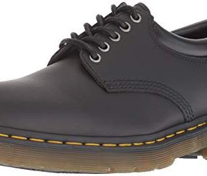 Dr. Martens Men's Snow Shoe, Black, 11 Medium