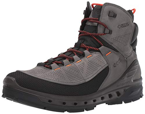 ECCO Men's Biom Venture Tr Gore-tex Hiking Boot, Black/Dark Shadow/Yak Nubuck