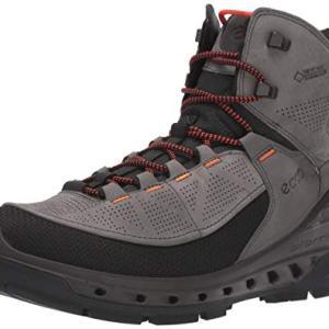 ECCO Men's Biom Venture Tr Gore-tex Hiking Boot, Black/Dark Shadow/Yak Nubuck