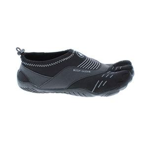 Body Glove Men's 3T Barefoot Cinch Water Shoe, Black/Black
