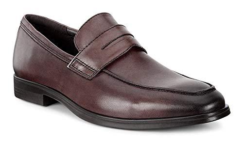 ECCO Men's Melbourne Loafer, Cocoa Brown