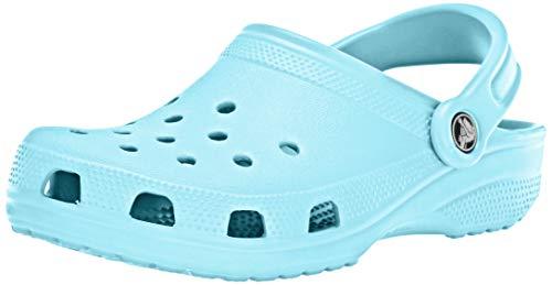 crocs Women's Classic Mule Ice Blue - 8 B(M) US Women / 6 D(M) US Men