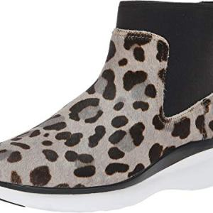 Cole Haan 3.Zerogrand Chelsea Waterproof Bootie Ocelot Haircalf