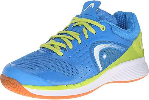 Head Men's Sprint Pro Indoor Low Shoe, Blue/Lime