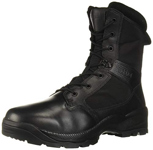 "5.11 Men's ATAC 2.0 8"" Military Tactical Boot, Style, Black, 12 Wide"