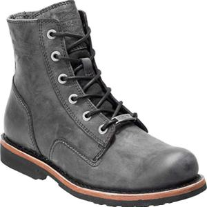 Harley-Davidson Men's Burdon 6-In Lace-Up Motorcycle Boots