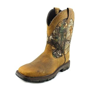 ARIAT Men's Conquest H2o Pull-On Hunting Boot Brown