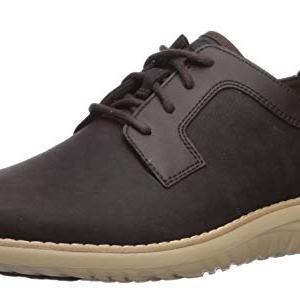 UGG Men's Union Derby Waterproof Sneaker, Stout
