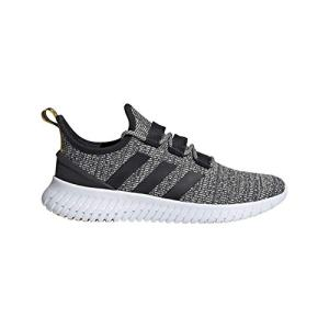 adidas Men's Kaptur Sneaker, Grey/Black/raw White