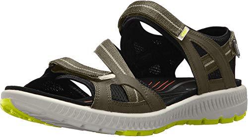 ECCO Men's Terra 3S Athletic Sandal, Tarmac