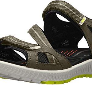 ECCO Men's Terra 3S Athletic Sandal, Tarmac