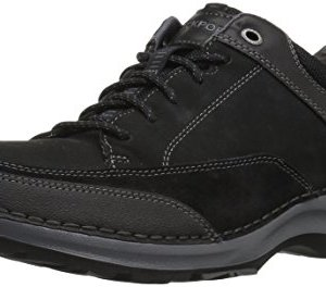 Rockport Men's RocSports Lite Five Lace Up Shoe, black