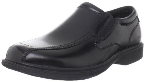 Nunn Bush Men's Bleeker Street Slip On Loafer with KORE Slip Resistant