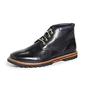 Cole Haan Men's Raymond Grand Chukka Boot, Black Handstain
