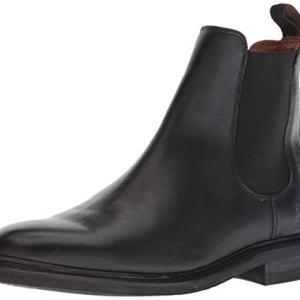 Frye Men's Seth Chelsea Boot, Black