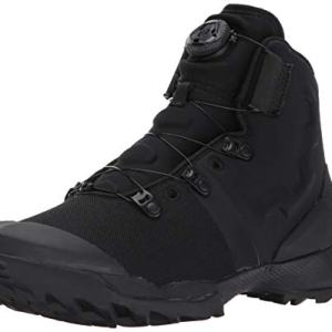 Under Armour Men's Infil Military and Tactical Boot, Black
