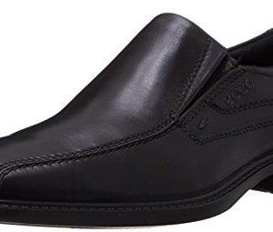 ECCO Men's New Jersey Loafer,Black
