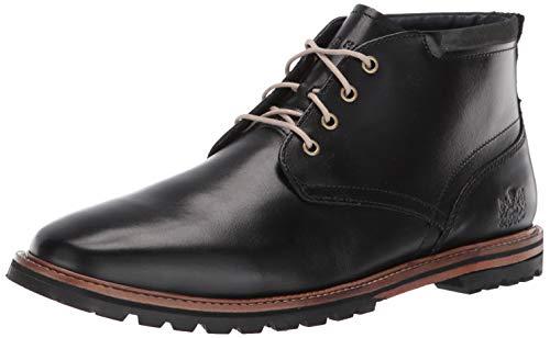 Cole Haan Men's Raymond Grand Chukka Boot, Black Handstain