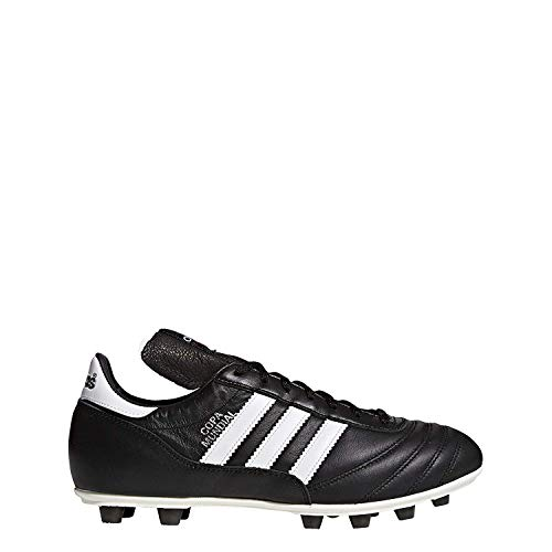 adidas Performance Men's Copa Mundial Soccer Shoe,Black/White/Black