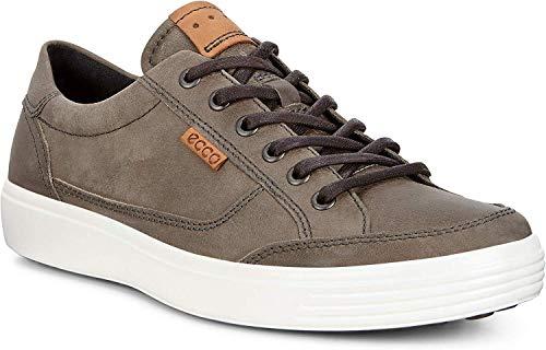 ECCO Men's Soft 7 Fashion Sneaker,Wild Dove grey