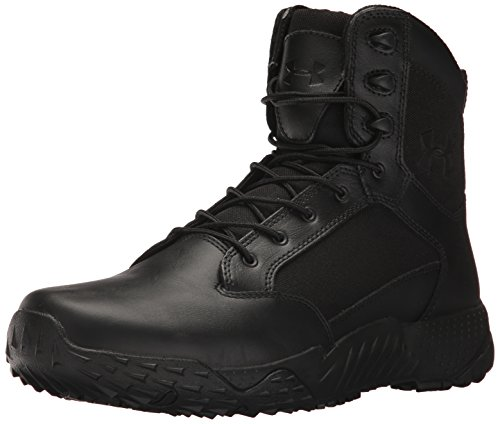 Under Armour Men's Stellar Tac Side Zip Military and Tactical Boot