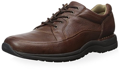 Rockport Men's Edge Hill Walking Shoe-Brown
