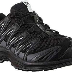 Salomon Men's XA Pro 3D Trail Running Shoes, Black/Magnet/Quiet Shade