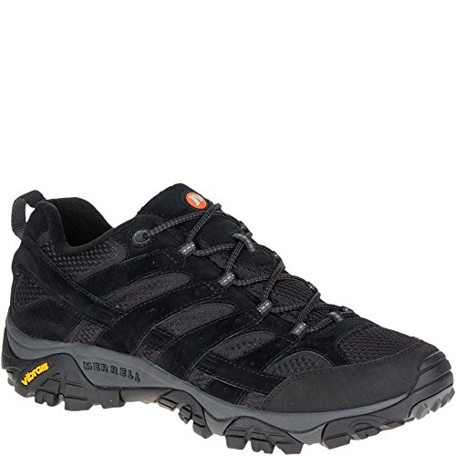 Merrell Men's Moab 2 Vent Hiking Shoe, Black Night