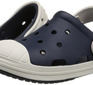 Crocs Kids' Bump It Clog, Navy/Oyster