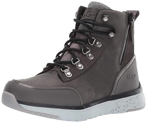 UGG Men's CAULDER Boot Snow, dark grey, 10.5 Medium US
