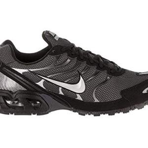 Nike Men's Air Max Torch 4 Running, Anthracite/Metallic Silver/Black