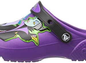 Crocs Girls FL Disney Villain Clog K, Amethyst