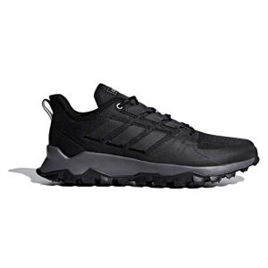 adidas Men's Kanadia Trail, Black/Grey/Grey