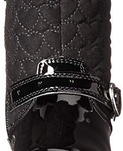 Carter's Girl's Bonita Ankle Boot, Black