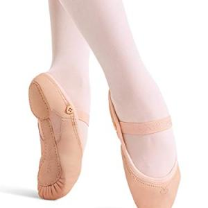 Capezio Love Ballet Flat (Toddler/Little Kid),Pink
