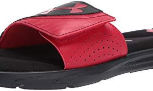 Under Armour Men's Ignite VI Slide Sandal, Black
