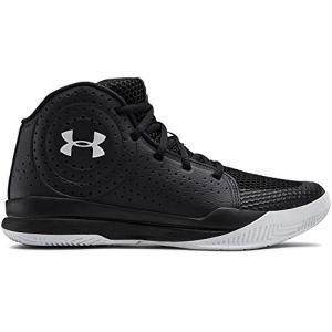 Under Armour Kids' Pre School Jet 2019 Basketball Shoe, Black