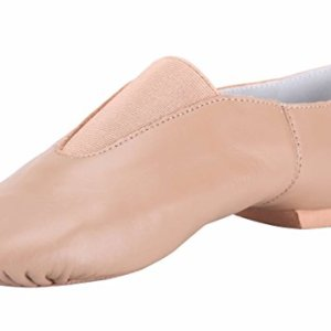 Linodes Leather Jazz Shoe Slip On (Toddler/Little Kid/Big Kid)