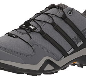 adidas outdoor Terrex Swift R2 Hiking Shoe - Men's Grey Three/Black/Grey Five