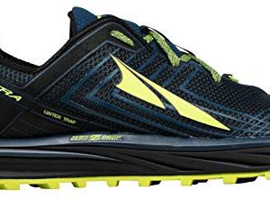 ALTRA Men's TIMP 1.5 Trail Running Shoe, Blue/Lime