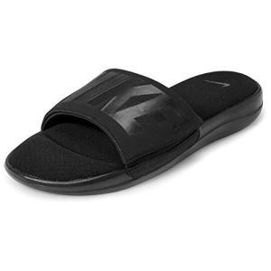 Nike Men's Ultra Comfort 3 Slide, Black/Black-Dark Grey