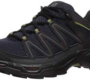 Salomon Men's Pathfinder Hiking Shoes, Night Sky/Black