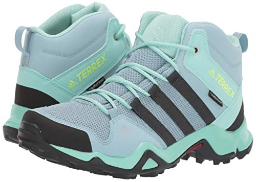 adidas outdoor Terrex AX2R MID CP Kids Hiking Shoe Boot