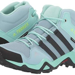 adidas outdoor Terrex AX2R MID CP Kids Hiking Shoe Boot