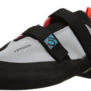 Five Ten Men's Verdon Vcs Climbing Shoe, Grey, 9.5 D US